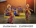 bali  indonesia   6 june 2018 ... | Shutterstock . vector #1169844385
