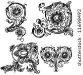 elements for design | Shutterstock .eps vector #11698492