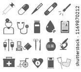 icon materialicon medical... | Shutterstock .eps vector #1169870212