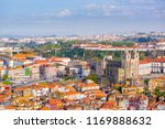 Aerial View Of Porto City From...