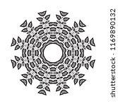 beautiful vector circular...   Shutterstock .eps vector #1169890132