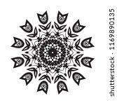 beautiful vector circular...   Shutterstock .eps vector #1169890135