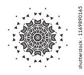 beautiful vector circular...   Shutterstock .eps vector #1169890165