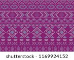 indian pattern tribal ethnic... | Shutterstock .eps vector #1169924152