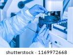 scientist working in the... | Shutterstock . vector #1169972668