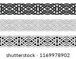 seamless celtic national... | Shutterstock .eps vector #1169978902