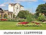 parc du thabor  rennes ... | Shutterstock . vector #1169999938