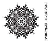 beautiful vector circular... | Shutterstock .eps vector #1170017938