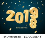 2018 2019 change represents the ... | Shutterstock .eps vector #1170025645
