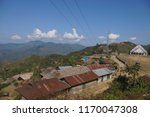 longwa village  mon  nagaland ...   Shutterstock . vector #1170047308