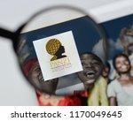 milan  italy   august 20  2018  ... | Shutterstock . vector #1170049645