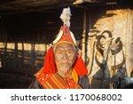 longwa village  mon  nagaland...   Shutterstock . vector #1170068002
