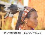 longwa village  mon  nagaland...   Shutterstock . vector #1170074128