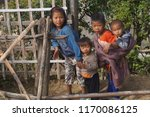 longwa village  mon  nagaland...   Shutterstock . vector #1170086125
