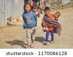 longwa village  mon  nagaland...   Shutterstock . vector #1170086128