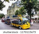 odessa  ukraine   sep 2  2018 ... | Shutterstock . vector #1170115675