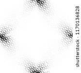 black and white grunge stripe... | Shutterstock .eps vector #1170136828