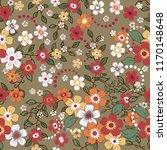 seamless texture. multicolor...   Shutterstock .eps vector #1170148648
