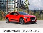 istanbul turkey  august 5 2018  ...   Shutterstock . vector #1170158512