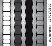 film strip vector illustration. ... | Shutterstock .eps vector #1170173902