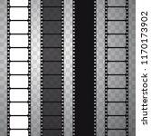 film strip vector illustration. ...   Shutterstock .eps vector #1170173902