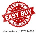 easy buy seal print with... | Shutterstock .eps vector #1170246238