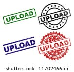 upload seal stamps with... | Shutterstock .eps vector #1170246655