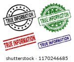 true information seal prints... | Shutterstock .eps vector #1170246685