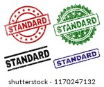 standard seal prints with... | Shutterstock .eps vector #1170247132