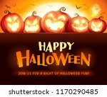 Happy Halloween. Jack O Lanter...