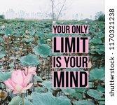 inspirational motivational... | Shutterstock . vector #1170321238