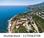 coast of crimea from above | Shutterstock . vector #1170363748