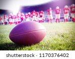 close up of an american... | Shutterstock . vector #1170376402