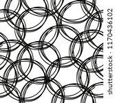 Seamless Pattern  Line Polka...