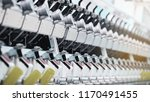 textile factory. factory on... | Shutterstock . vector #1170491455
