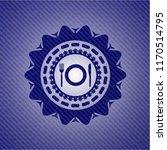 restaurant icon inside emblem... | Shutterstock .eps vector #1170514795