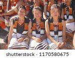 kisama heritage village  kohima ... | Shutterstock . vector #1170580675