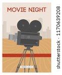 vertical poster  placard  flyer ... | Shutterstock .eps vector #1170639208