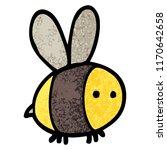grunge textured illustration... | Shutterstock .eps vector #1170642658