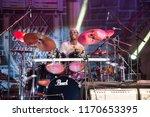 nis   august 10  omar hakim and ... | Shutterstock . vector #1170653395