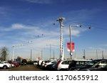 london  england 7 march 2015 ... | Shutterstock . vector #1170655912