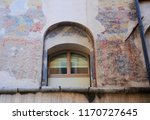 municipal building with... | Shutterstock . vector #1170727645
