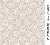 vintage seamless pattern. eps 8 ...   Shutterstock .eps vector #117076096