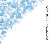 blue white texture on white... | Shutterstock . vector #1170793228