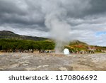 haukadalur  iceland   august 4  ...   Shutterstock . vector #1170806692