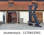 prague  czech republic   may 2  ...   Shutterstock . vector #1170815392