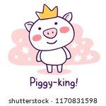 vector illustration of royal... | Shutterstock .eps vector #1170831598
