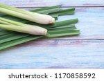close up fresh organic... | Shutterstock . vector #1170858592