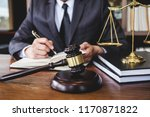 legal law  advice and justice... | Shutterstock . vector #1170871822