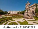 salzburg  austria   august 28 ... | Shutterstock . vector #1170886975